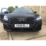 Audi Q2  Parking Sensors Retrofit