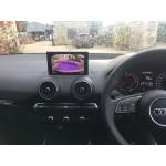 Audi Q2 Reversing Camera Retrofit