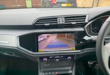 New Audi Q3 2019 Model Reverse Camera