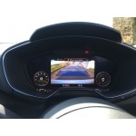 Audi TT 4G MMI Reversing Camera  Retrofit For 2015 Onward