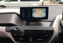 BMW i3 Reverse Camera