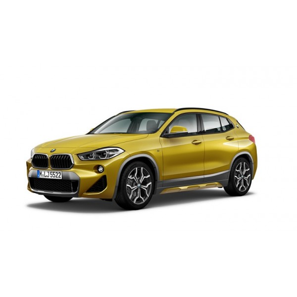 BMW X2 Parking Sensors Retrofit