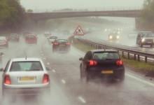 Heavy Rain: Road Safety Advice