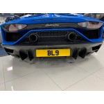 Lamborghini Parking Sensors