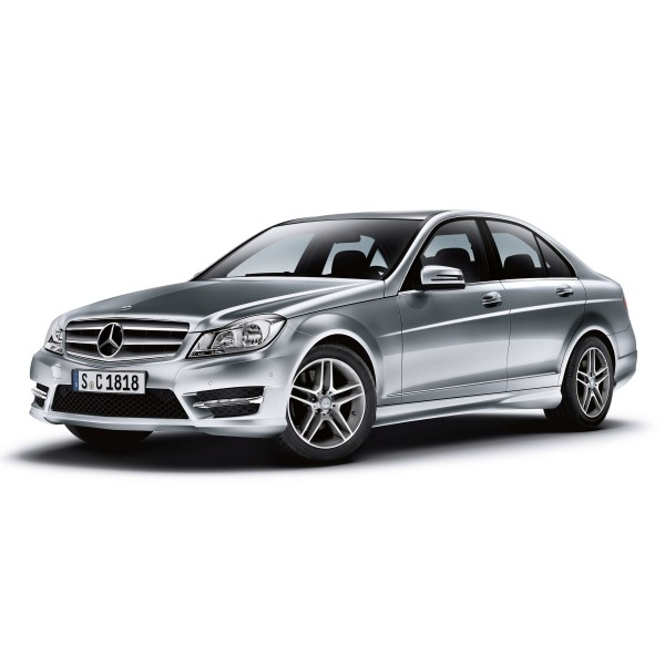 Mercedes C-Class Comand NTG4.7 2012 Onward