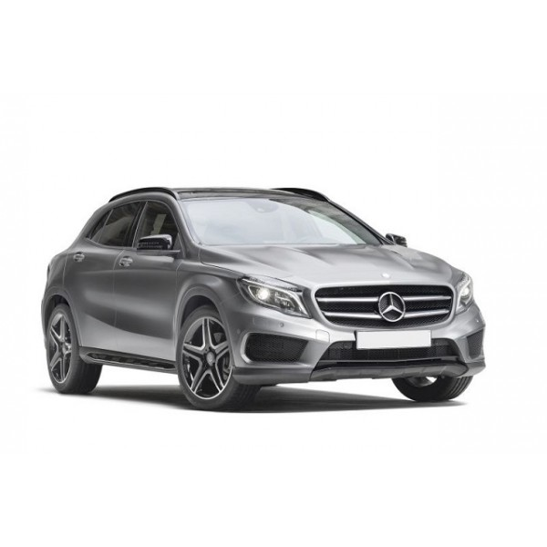 Mercedes GLA Heated Seats