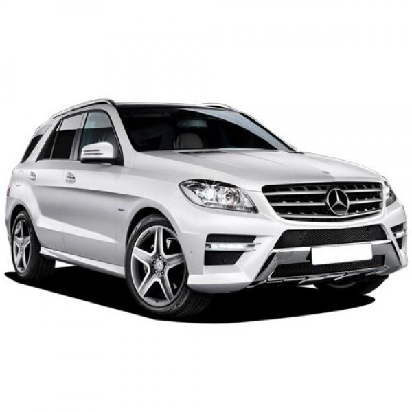 Mercedes ML Comand NTG4.7