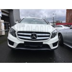 Mercedes GLA Parking Sensors