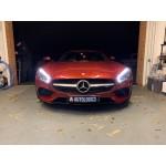 Mercedes GT Parking Sensors