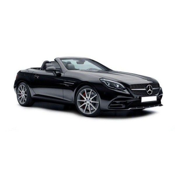 Mercedes SLC Parking Sensors