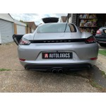 Porsche Cayman Reverse Camera