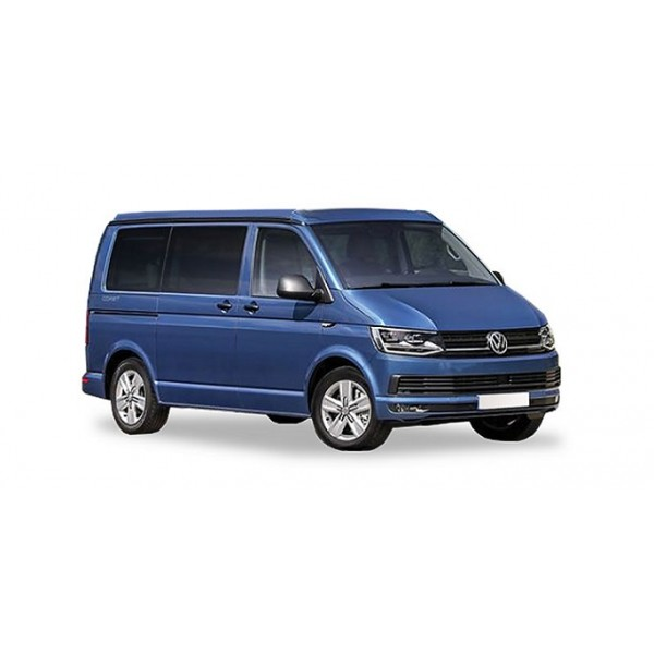 VW Transporter Reverse Camera Retrofit
